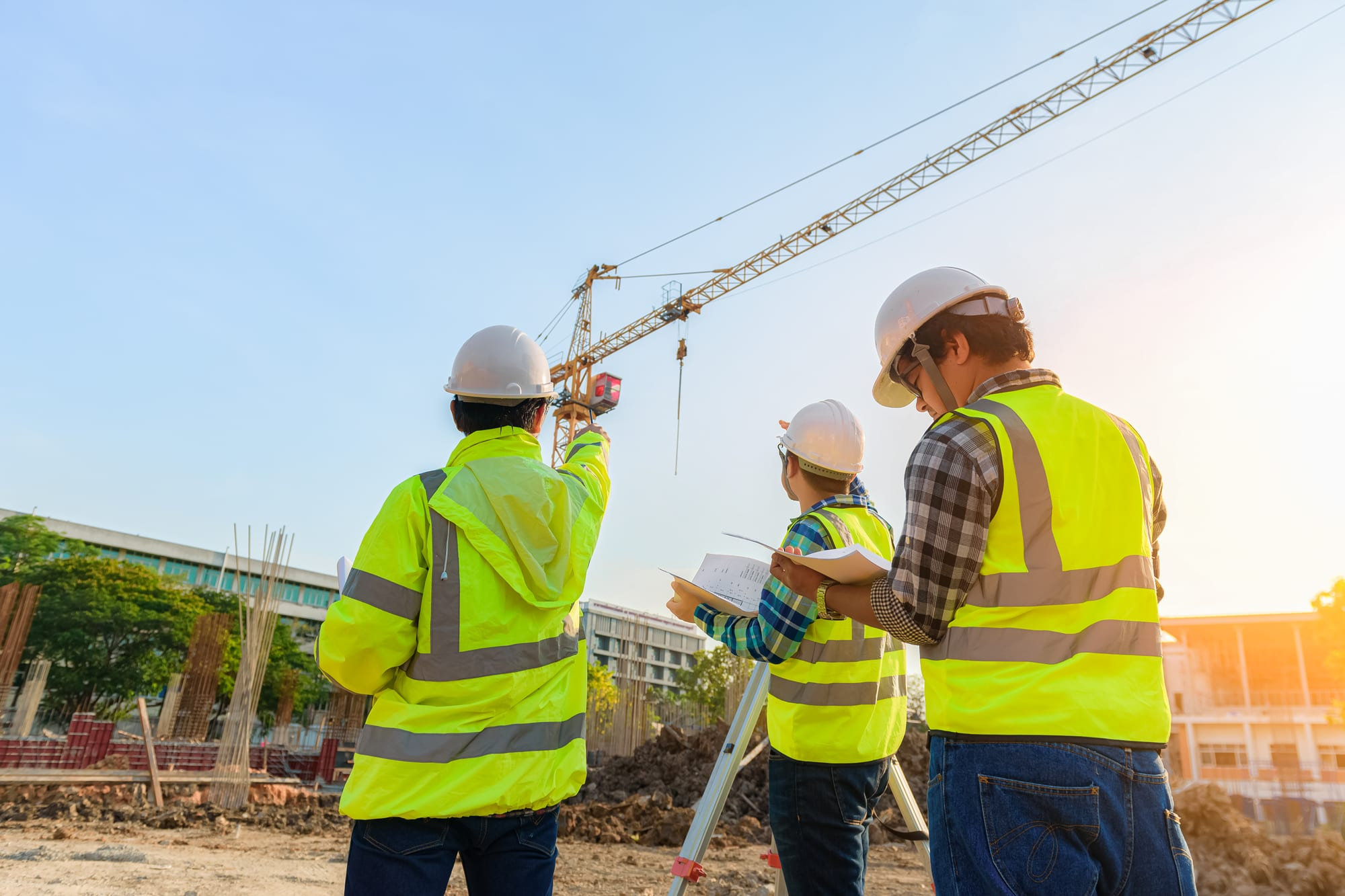 Do I need a surveyor for my commercial building?