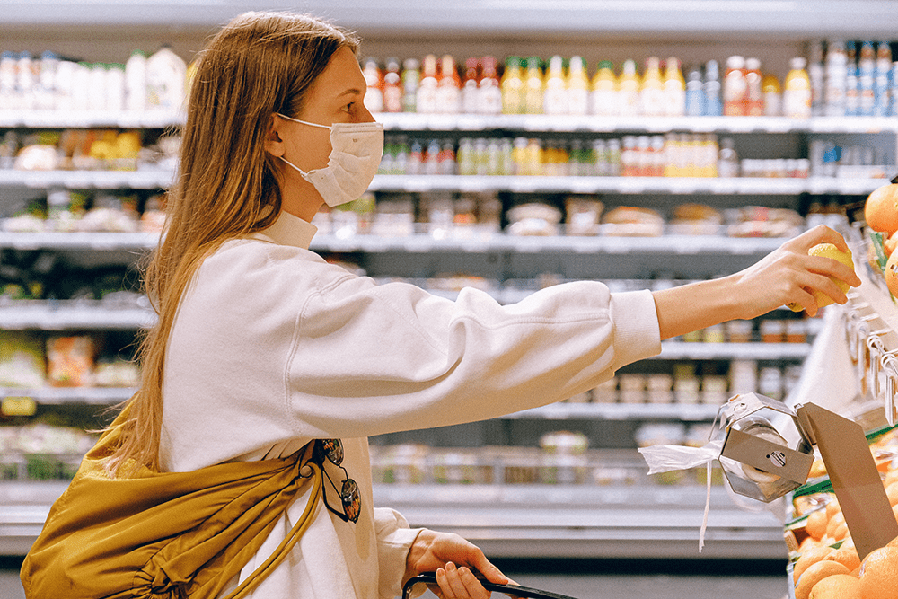 COVID Cleaning Confidence – Supermarket